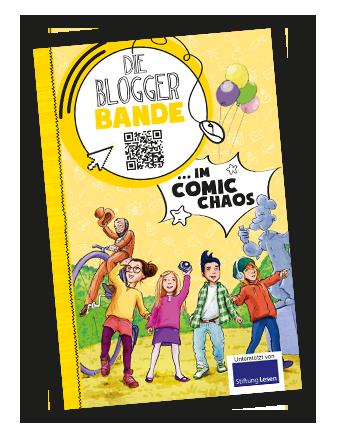 Die_Bloggerbande_im_Comic-Chaos_660
