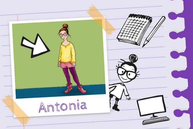 Die_Bloggerbande_Profil_Antonia