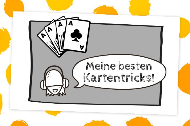 Coole Kartentricks