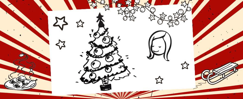 tannenbaum richtig schm cken anleitung zum christbaum schm cken weihnachten weihnachtsbaum. Black Bedroom Furniture Sets. Home Design Ideas