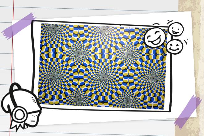 Alles rund um optische Täuschung