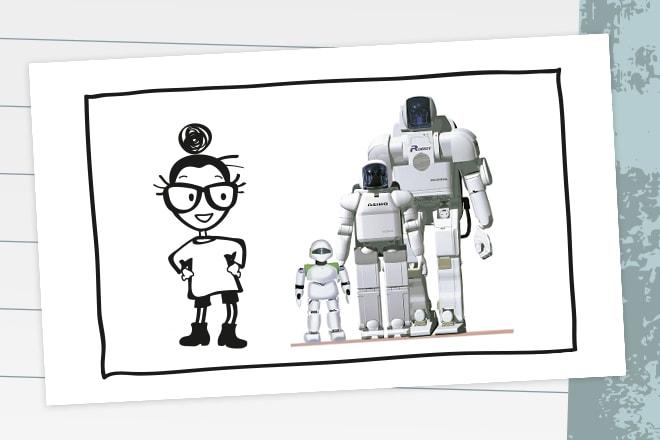 Die spannende Welt der Roboter
