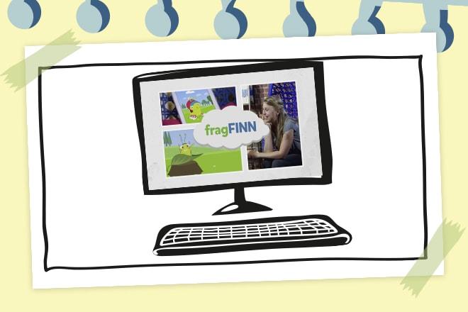 Mein Netztipp: Videoreihe auf fragFINN.de