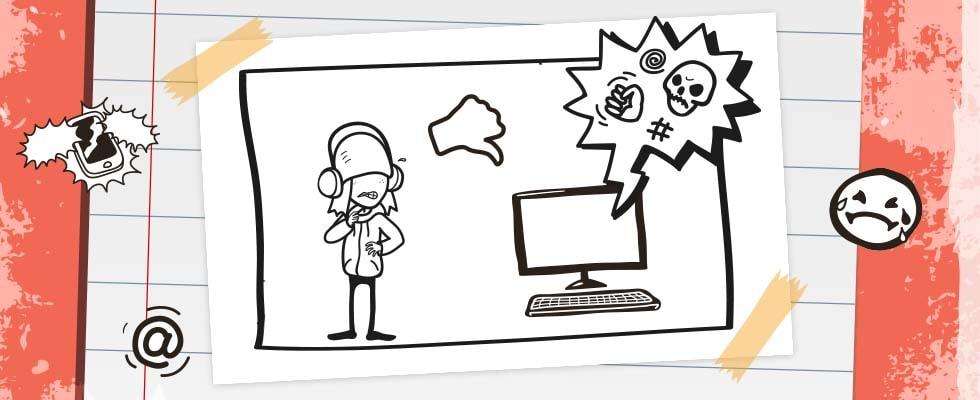 Was ist Cybermobbing und wie geht man damit um?